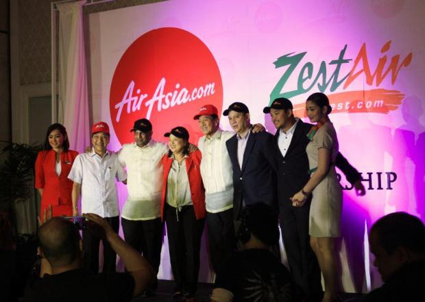AirAsia-Zest Air Celebration (AirAsia)(LR)