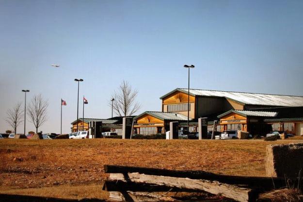 Branson Airport (Branson)(LR)