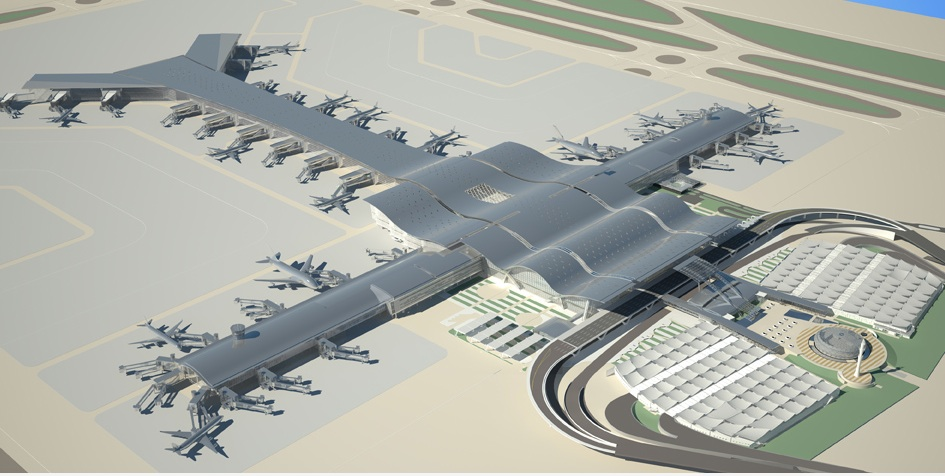 New Doha International Airport Map Hamad International Airport | World Airline News