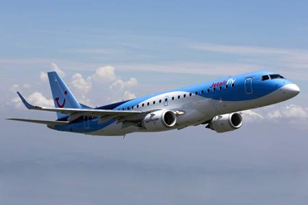 Jetairfly ERJ 190-100 OO-JEM (12-TUI)(Flt)(Embraer)(LRW)