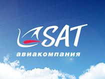 SAT Airlines logo