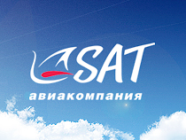 SAT Airlines logo