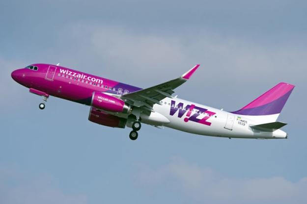 Wizz-wizzair.com (Ukraine) A320-200 F-WWDS (UR-WUC)(04)(Tko) TLS (Airbus)(LR)