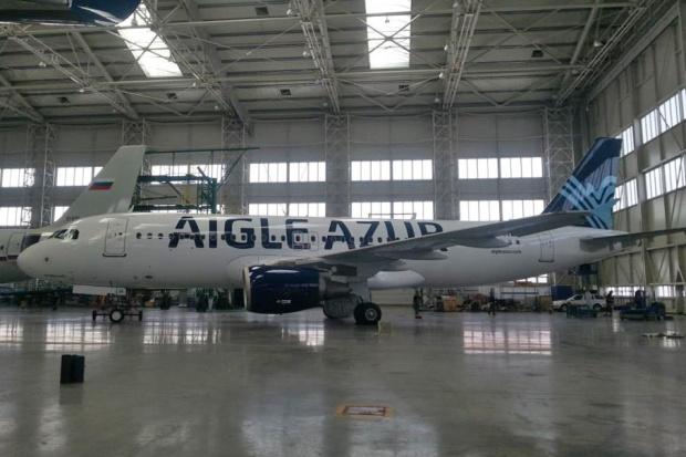 Aigle Azur A320-200 F-HBIO (13)(Grd)(Aigle Azur)(LR)