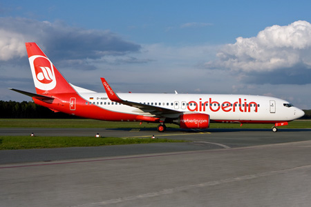 Airberlin 737-800 WL D-ABBF (08)(Grd) NUE (GM)(LRW)