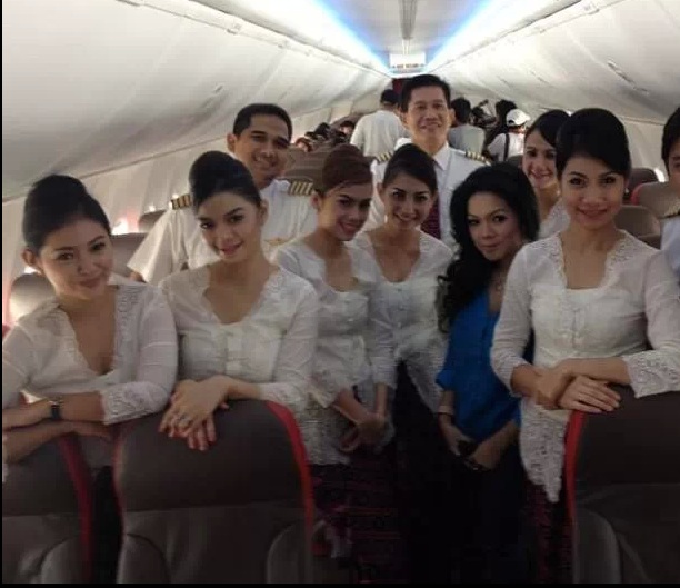 Batik Air crews