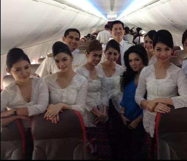 Batik Air crews