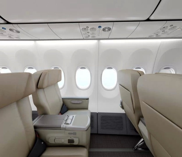 Batik Air first class