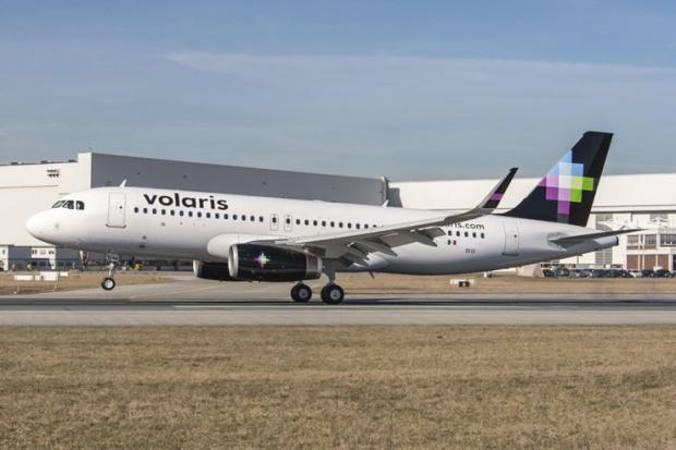 Volaris A320-200 WL N519VL (06)(Tko)(Airbus)(LR)