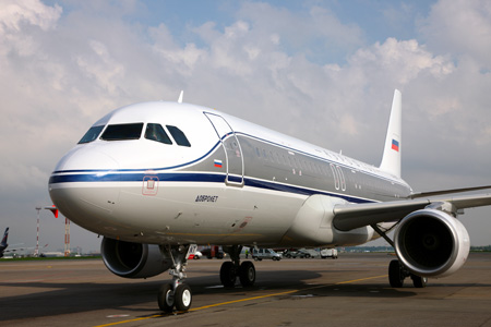 Aeroflot A320-200 VP-BNT (56)(Nose) SVO (Aeroflot)(LRW)
