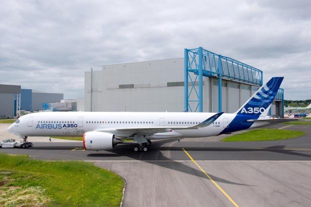 Airbus A350-941 F-WXWB (Airbus CS)(Grd) TLS (Airbus)(46)