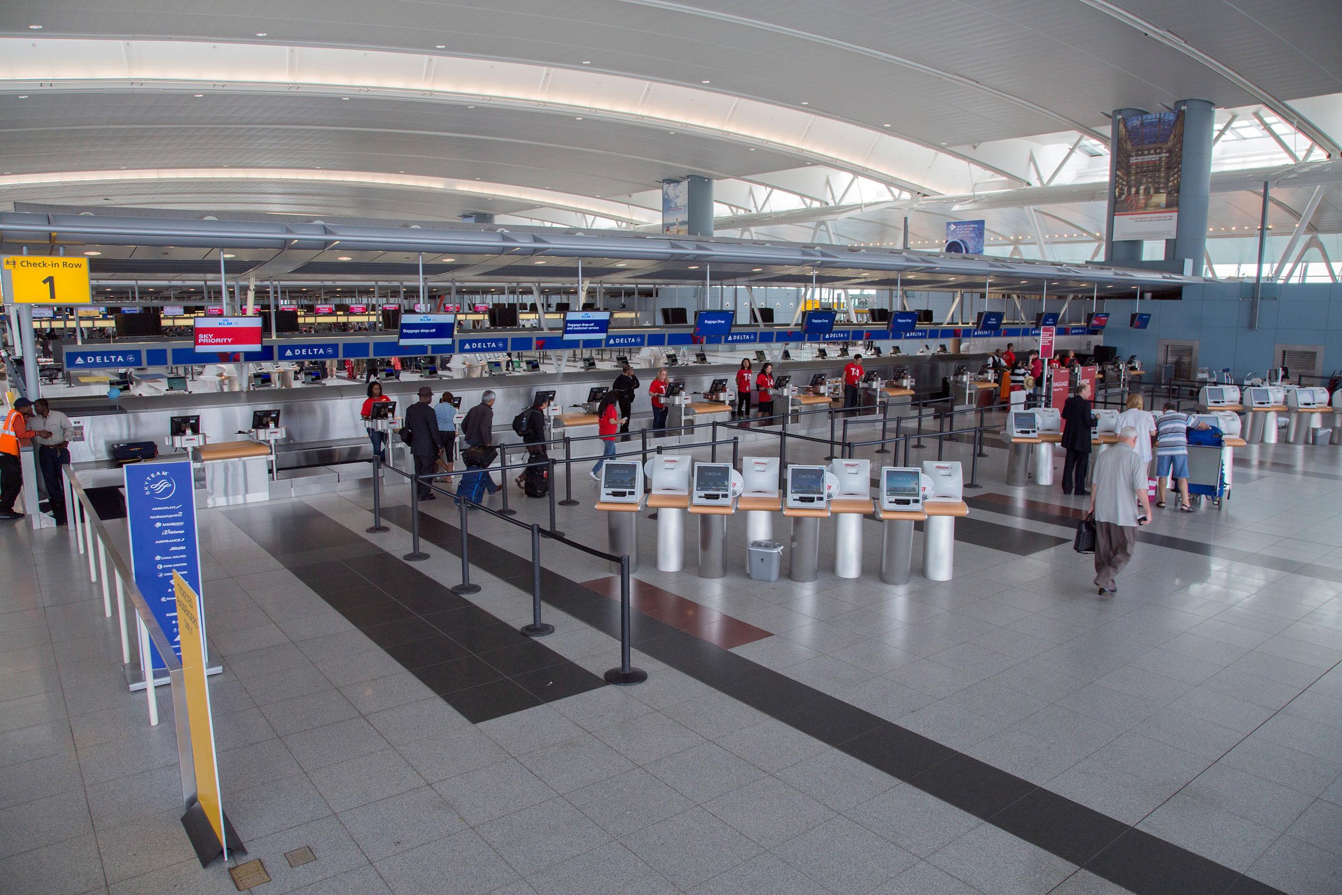 Terminal 4  World Airline News