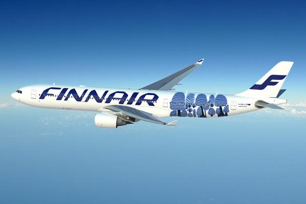 Finnair A330-300 (13-Metsänväki)(Flt)(Finnair)(LR)
