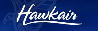 Hawkair logo