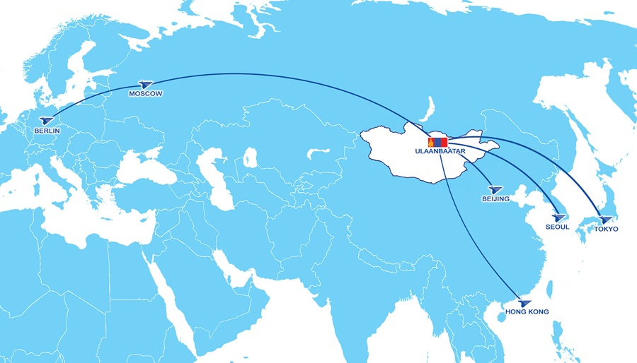 Mongolian Airlines | World Airline News