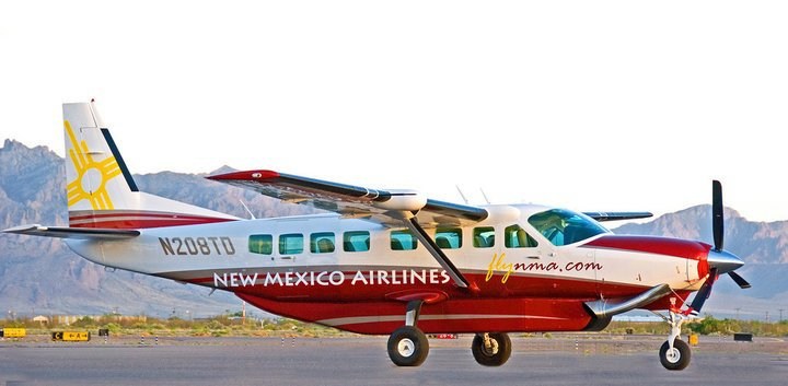 New Mexico Airlines Cessna 208 Grand Caravan N208TD (New Mexico)(LR)