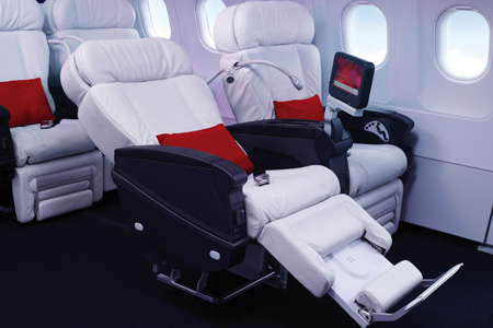 Virgin America cabin (Virgin America)(LRW)