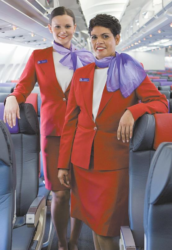 Virgin Australia FAs (Virgin Australia)(LR)