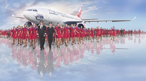 Virgin Australia Romance is back (VA)(HR)