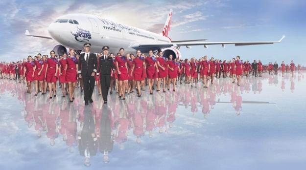 Virgin Australia Romance is back (VA)(HR)