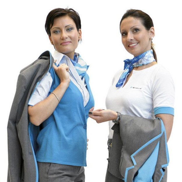 Air Dolomiti FA Uniforms (Air Dolomiti)(LR)