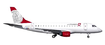 Air Lituanica ERJ 170 (13)(Drawing)(LR)