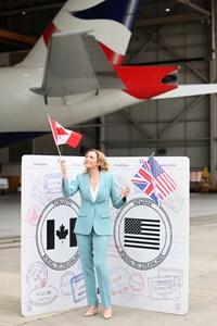 British Kim Cattrall (British)(LR)