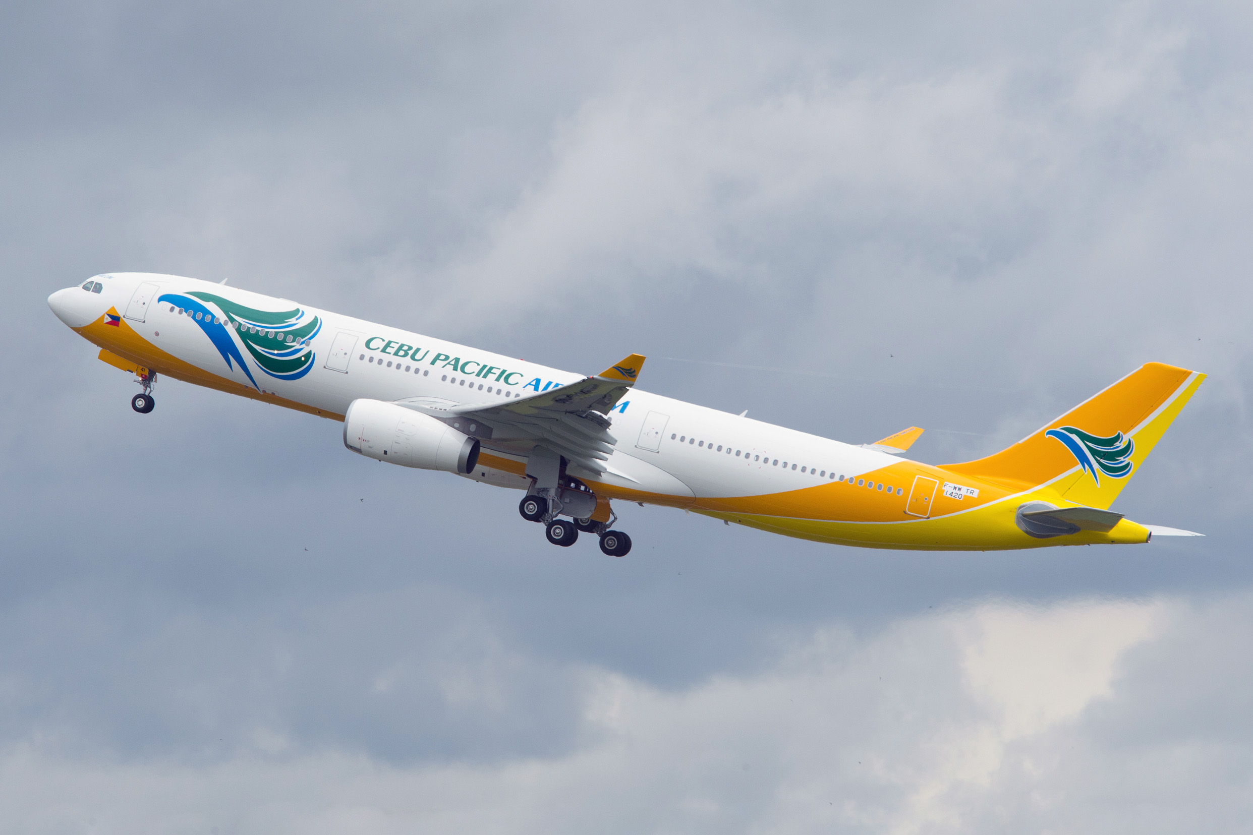 Авиакомпания Себу Пасифик Эйр (Cebu Pacific Air). Официальный сайт.