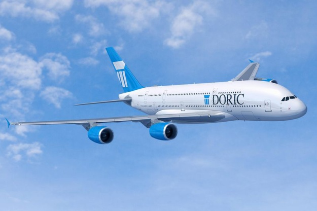 Doric A380 (Airbus)(LR)