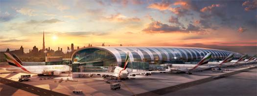 Emirates A380 Hub (Emirates)(LR)
