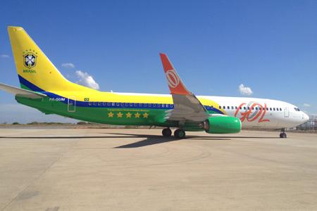 Gol 737-800 WL PR-GUM (13-CBF)(Grd)(CBF)(LRW)