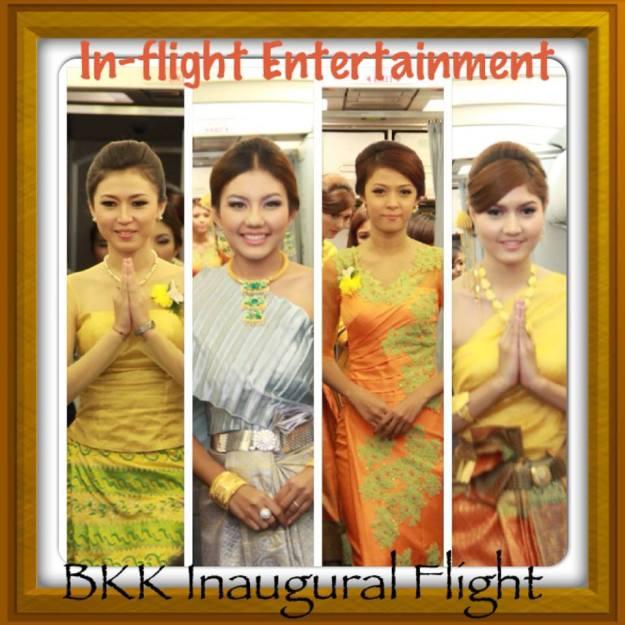 Golden Myanmar BKK Inaugural (Golden Myanmar)(LR)