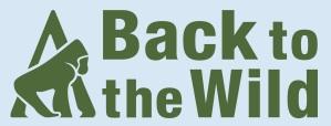Gorilla-Back to the Wild logo