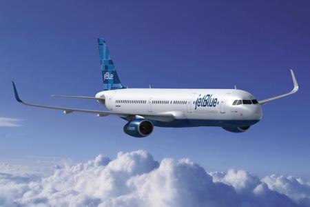 JetBlue A321-200 (05-Mosaic)(Flt)(Airbus)(LRW)
