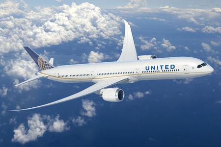 United A350-1000 (CO 91)(Flt)(United)(LRW)