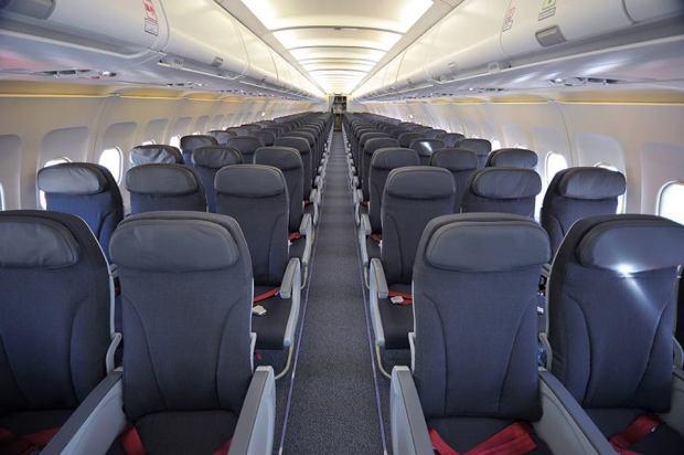 Air Canada rouge cabin (Air Canada)(LR)