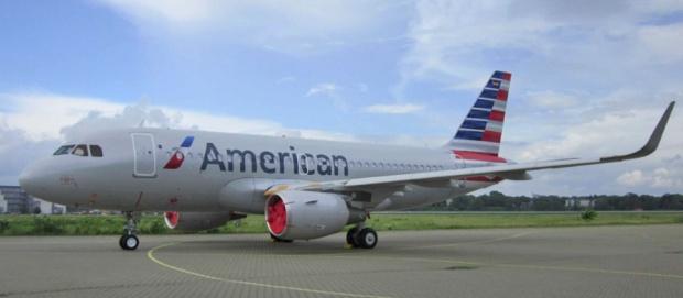 American A319-100 N8001N (13)(Grd) XFW (American)(LR)