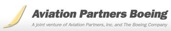 Aviation Partners Boeing logo