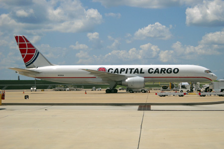 Capital Cargo 757-200F N531UA (11)(Grd) MEM (TMK)(LRW)