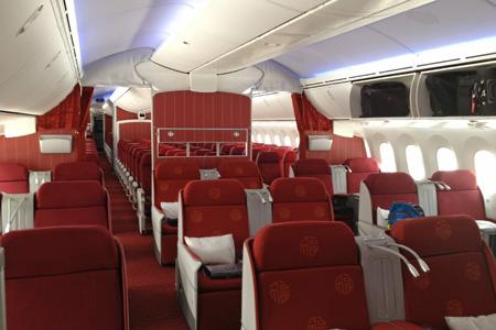 Hainan 787-8 B-2722 Cabin 1 (Jim Arlow)(LRW)