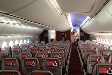 Hainan Airlines Brings Its First Boeing 787 To China Will