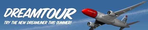 Norwegian 787 Dreamtour Banner (Norwegian)(LR)