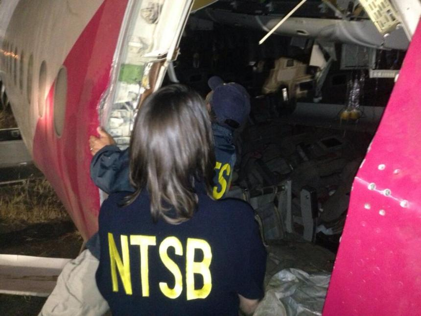 NTSB-Asiana 777 Crash SFO 2 (NTSB)(LR)