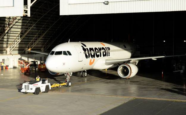 Tigerair A320-200 (13)(Roll Out)(LR)