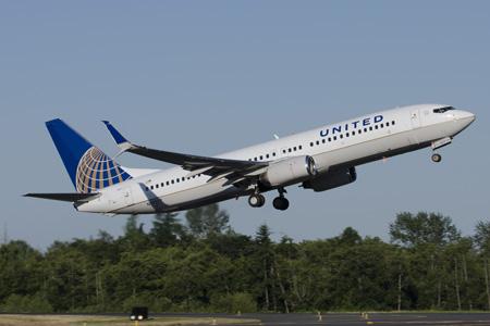 United 737-800 SWL N37277 (CO 91)(Tko) PAE (United)(LRW)