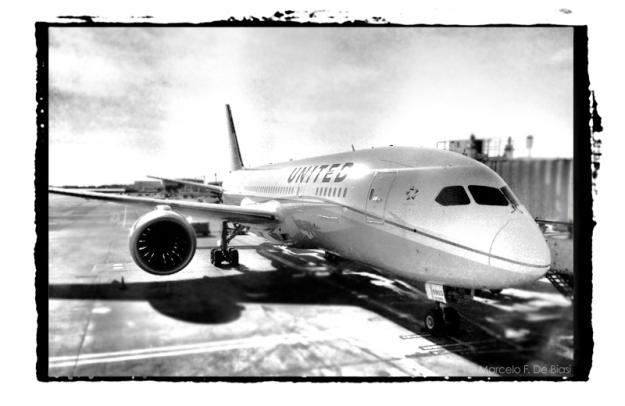 United 787 Trip 1