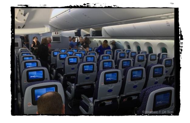 United 787 Trip 2