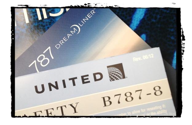 United 787 Trip 5