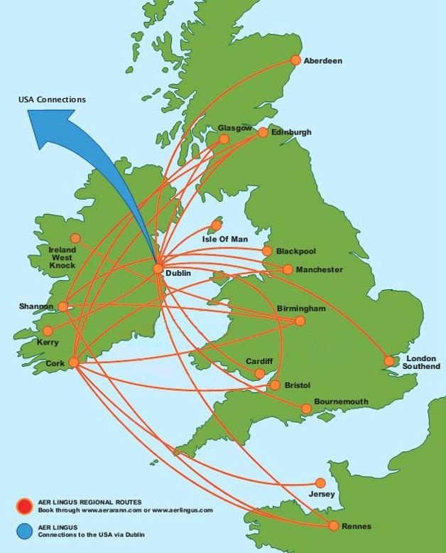 Aer Lingus Regional World Airline News