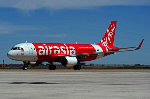 AirAsia (Indonesia) A320-200 WL PK-AZF (12)(Grd)(Airbus)(LR)